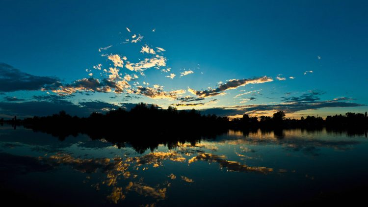 water, Trees, clouds, reflection, wallpapers , Pc backgrounds, free photos